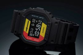 CASIO G-SHOCK DW-5600HDR-1DR (0)