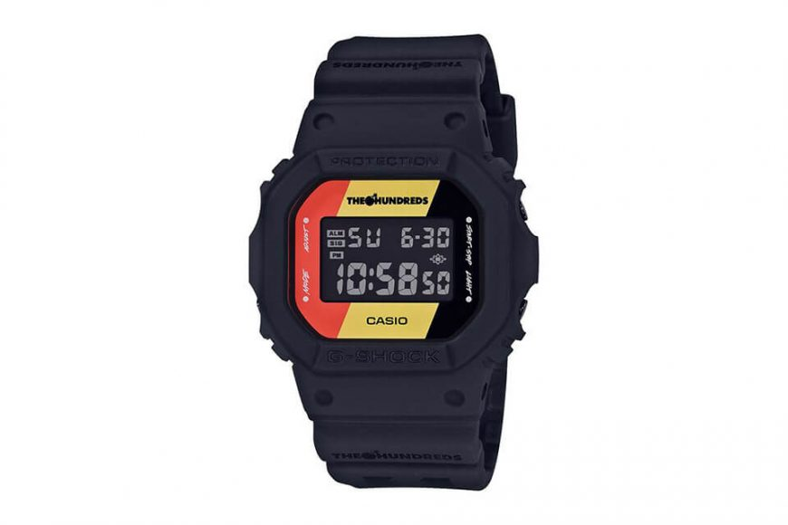 CASIO G-SHOCK DW-5600HDR-1DR (2)