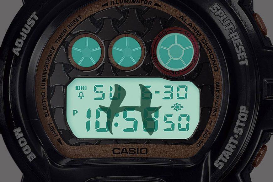 CASIO G-SHOCK DW-6900SLG-1DR (4)