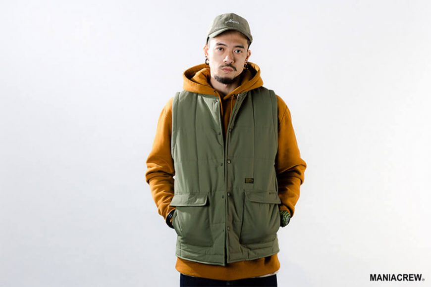 MANIA 12(三)發售 18 AW Pocket Vest (2)