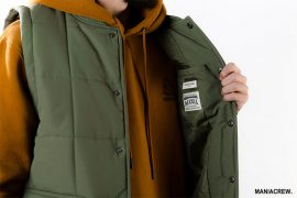 MANIA 12(三)發售 18 AW Pocket Vest (3)