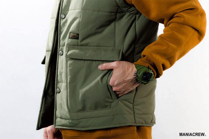 MANIA 12(三)發售 18 AW Pocket Vest (4)