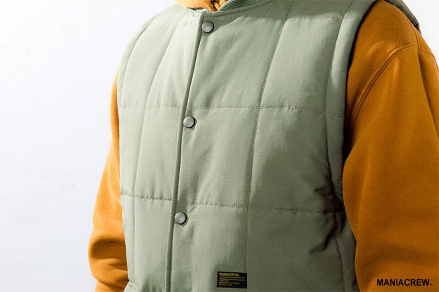 MANIA 12(三)發售 18 AW Pocket Vest (5)