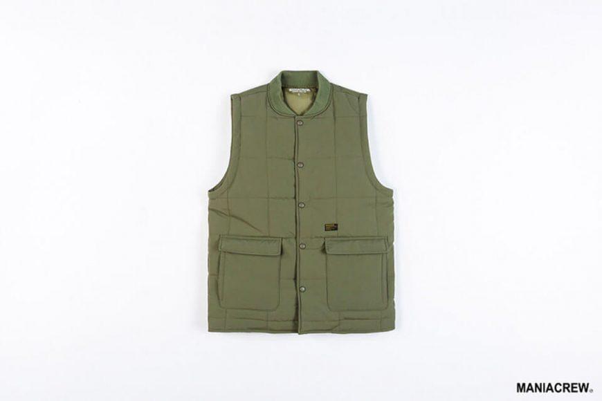 MANIA 12(三)發售 18 AW Pocket Vest (6)