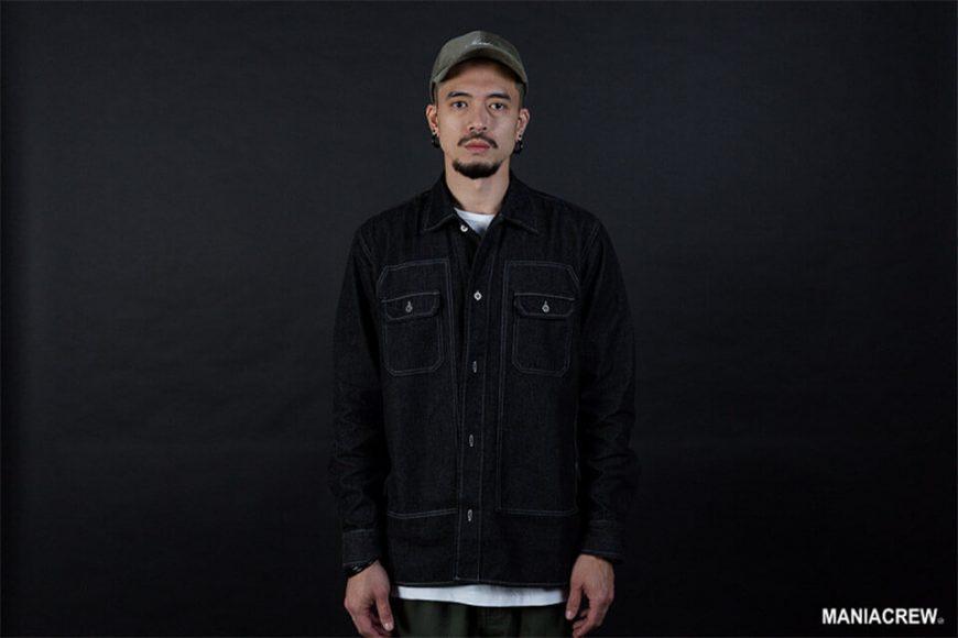 MANIA 1219(三)發售 18 AW Denim Shirt (2)