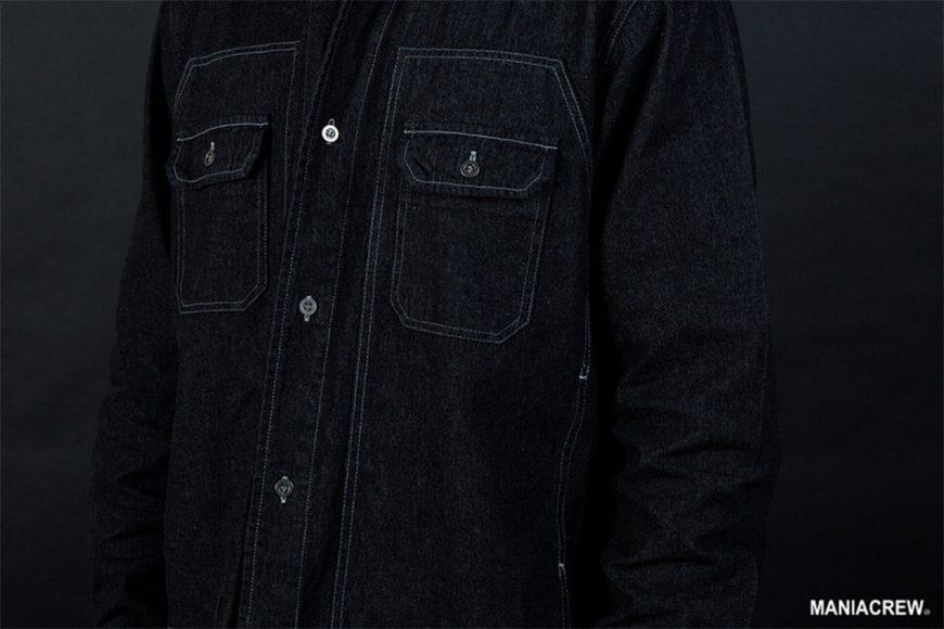 MANIA 1219(三)發售 18 AW Denim Shirt (3)
