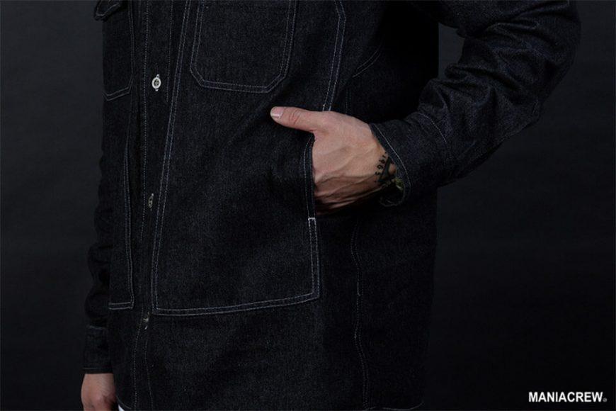 MANIA 1219(三)發售 18 AW Denim Shirt (4)