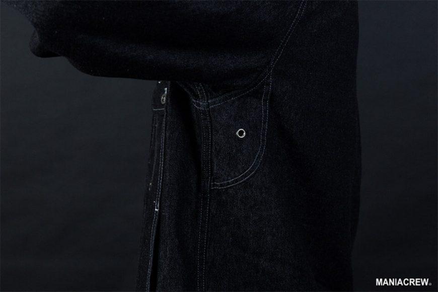 MANIA 1219(三)發售 18 AW Denim Shirt (5)