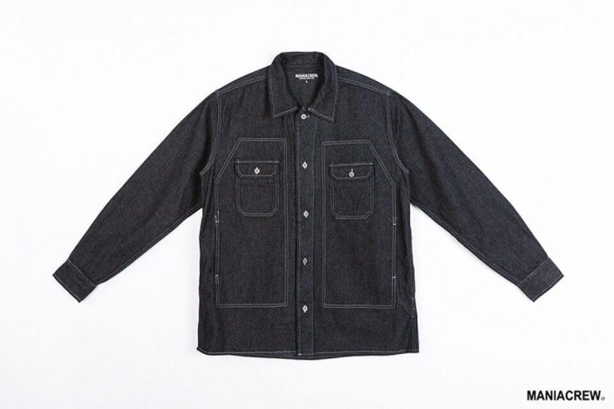 MANIA 1219(三)發售 18 AW Denim Shirt (6)