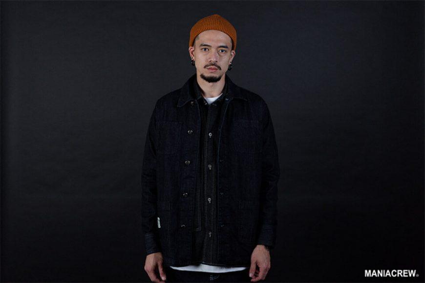 MANIA 1226(三)發售 18 AW Denim Jacket (2)