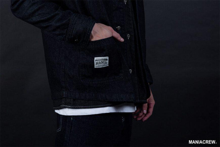 MANIA 1226(三)發售 18 AW Denim Jacket (3)