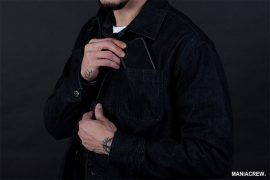 MANIA 1226(三)發售 18 AW Denim Jacket (4)