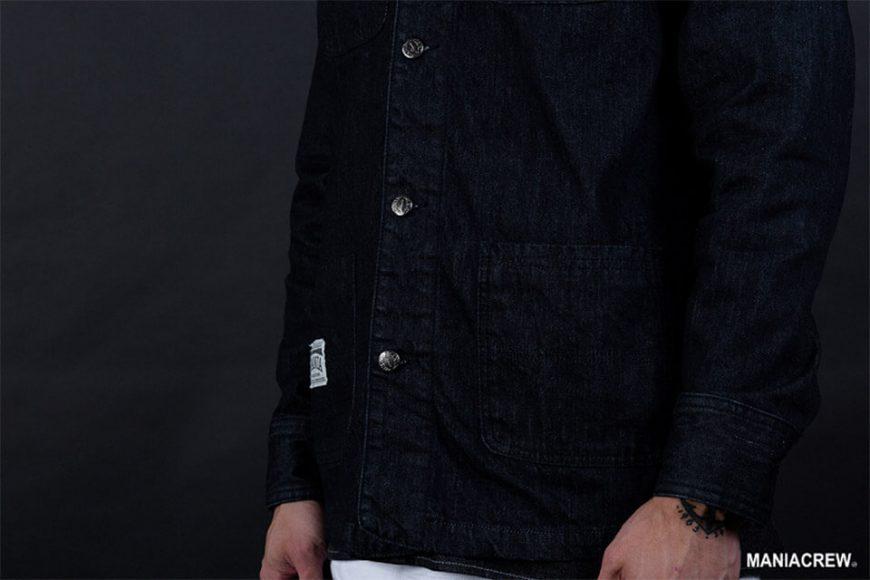 MANIA 1226(三)發售 18 AW Denim Jacket (5)
