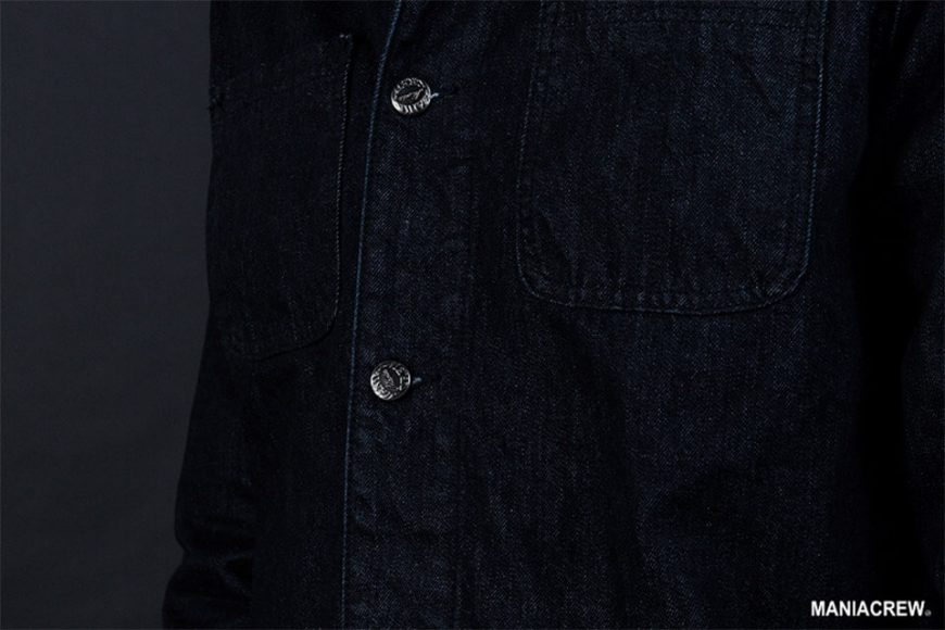 MANIA 1226(三)發售 18 AW Denim Jacket (6)