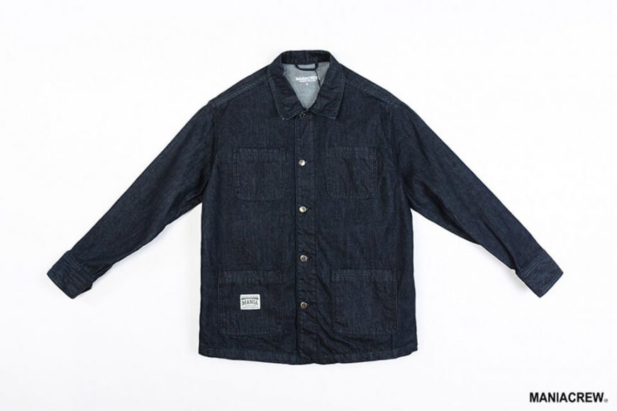 MANIA 1226(三)發售 18 AW Denim Jacket (7)