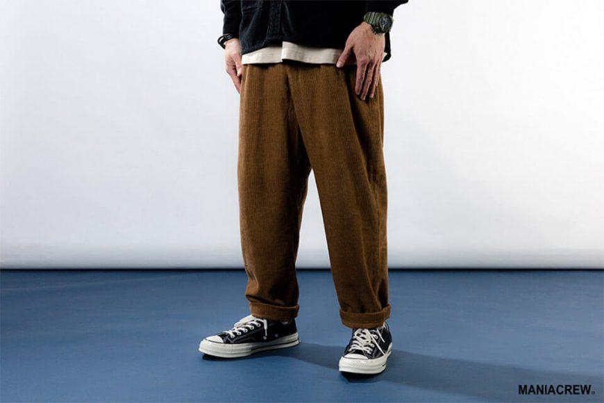 MANIA 1228(五)發售 18 AW Swinton Pants (2)