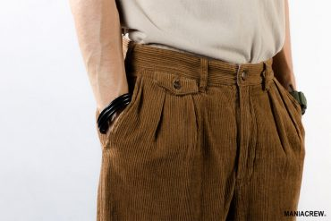 MANIA 1228(五)發售 18 AW Swinton Pants (3)