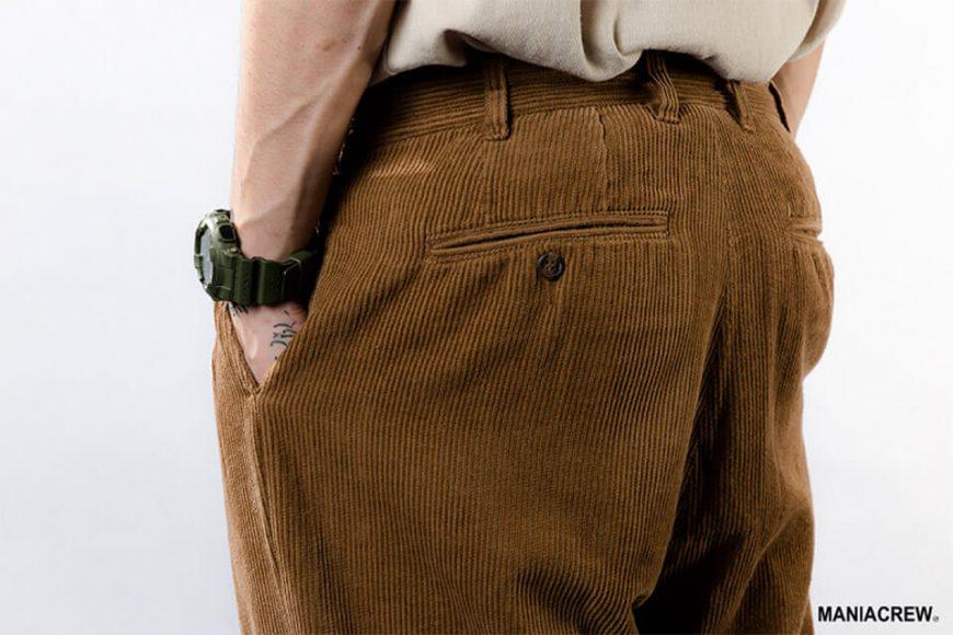 MANIA 1228(五)發售 18 AW Swinton Pants (4)