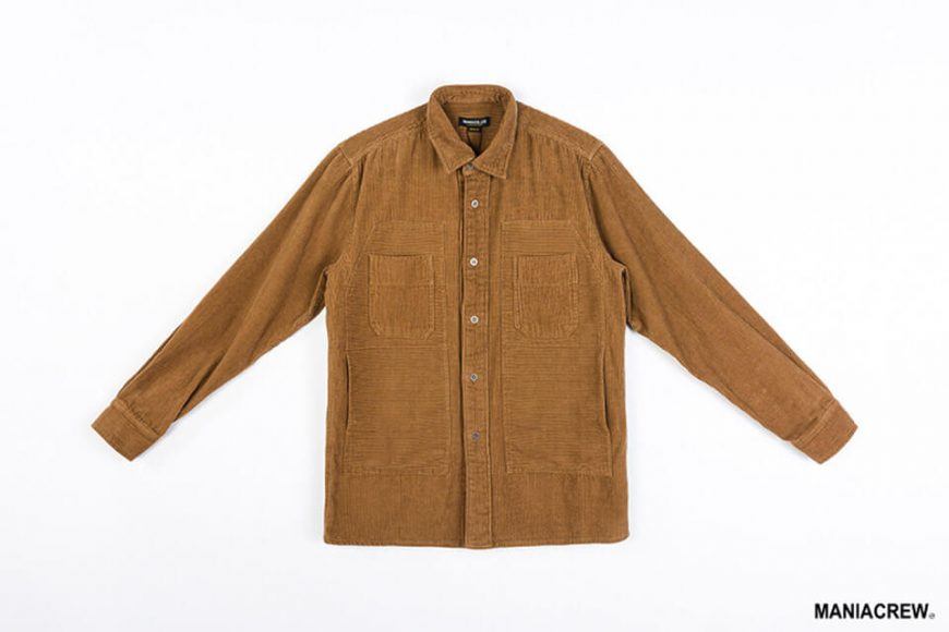 MANIA 1228(五)發售 18 AW Swinton Shirt (5)