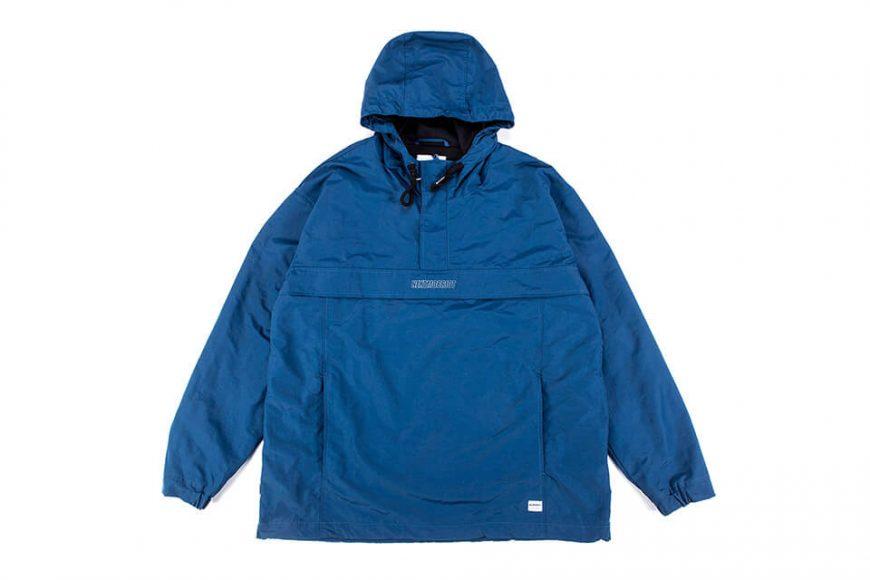 NextMobRiot 1215(六)發售 18 AW Seam Logo PulloverSport Hoodie (9)
