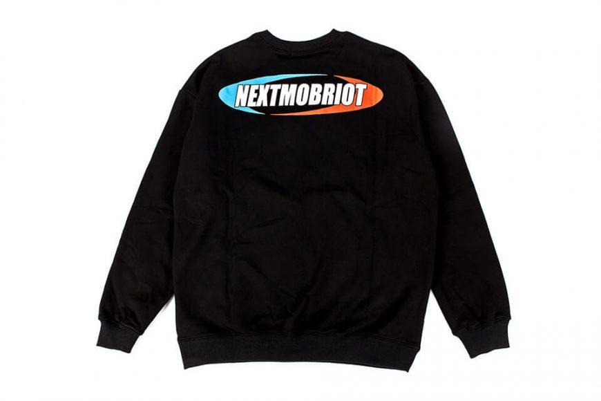 NextMobRiot 1219(三)發售 18 AW Space Tai Chi Logo OVS Sweater (10)