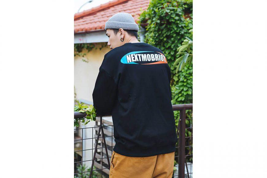 NextMobRiot 1219(三)發售 18 AW Space Tai Chi Logo OVS Sweater (3)