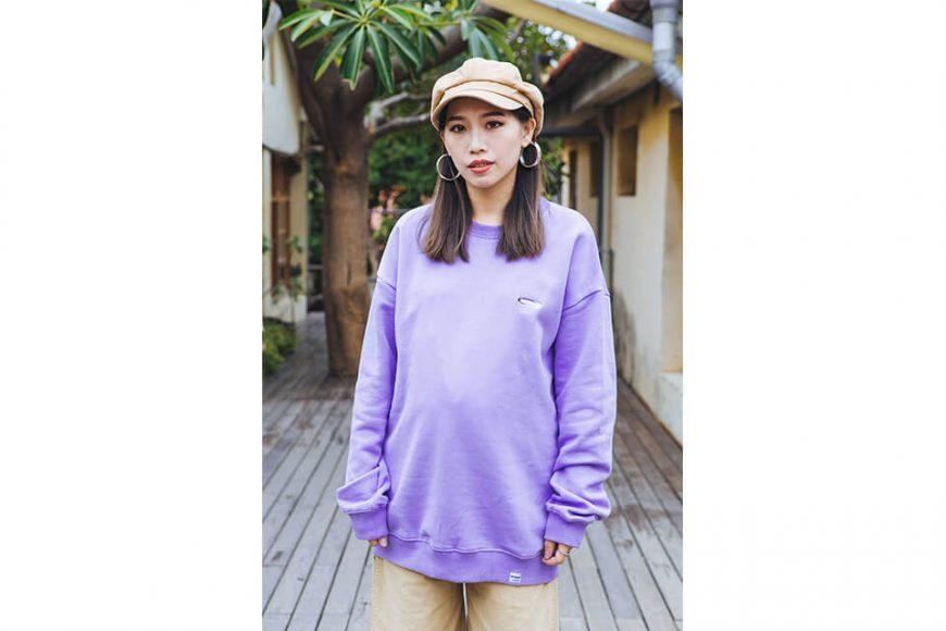 NextMobRiot 1219(三)發售 18 AW Space Tai Chi Logo OVS Sweater (4)