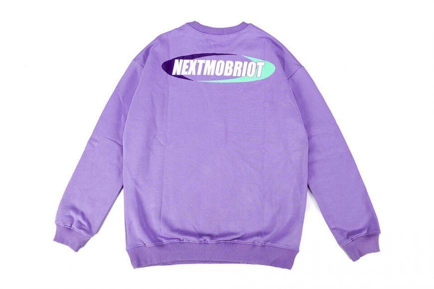 NextMobRiot 1219(三)發售 18 AW Space Tai Chi Logo OVS Sweater (8)