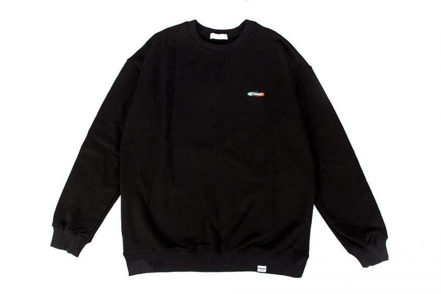NextMobRiot 1219(三)發售 18 AW Space Tai Chi Logo OVS Sweater (9)
