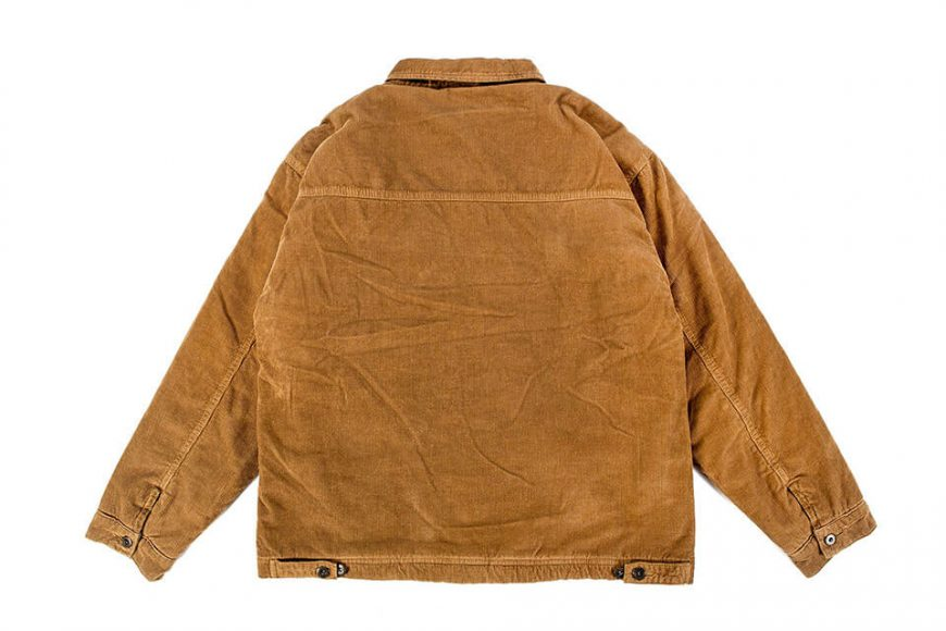 NextMobRiot 1222(六)發售 18 AW Corduroy OVS Jacket (8)