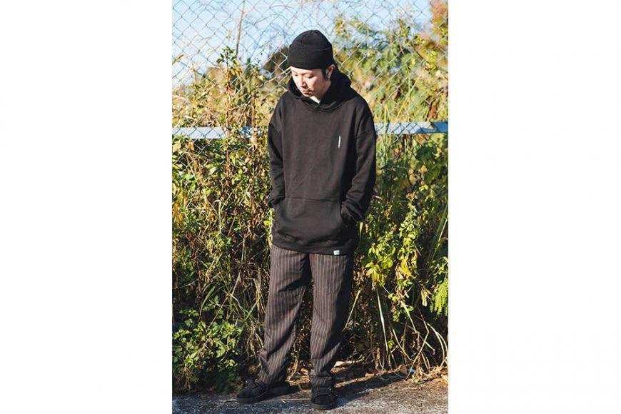 NextMobRiot 18 AW Timi Cloth OVS Hoodie (1)