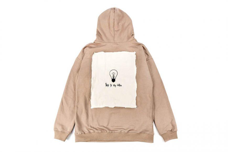 NextMobRiot 18 AW Timi Cloth OVS Hoodie (10)