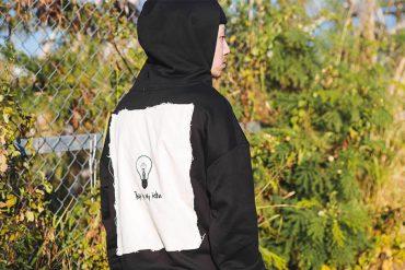 NextMobRiot 18 AW Timi Cloth OVS Hoodie (5)