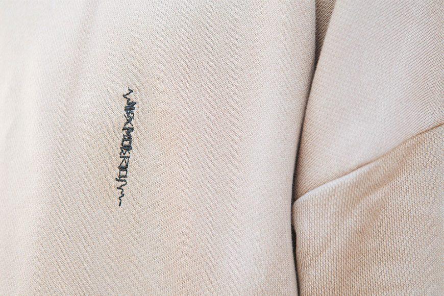 NextMobRiot 18 AW Timi Cloth OVS Hoodie (6)