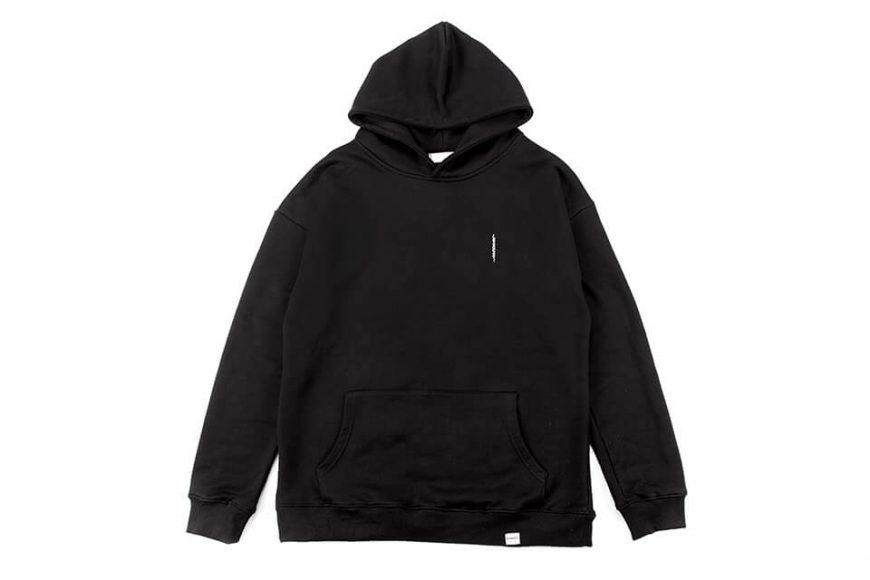 NextMobRiot 18 AW Timi Cloth OVS Hoodie (7)