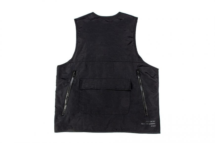 NextMobRiot 18 AW Yolo Mesh Cargo Vest (6)