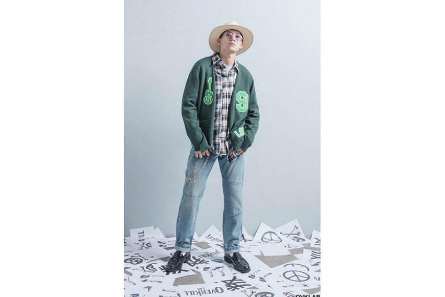 OVKLAB 1219(三)發售 18 AW Slim Fit Jeans (1)