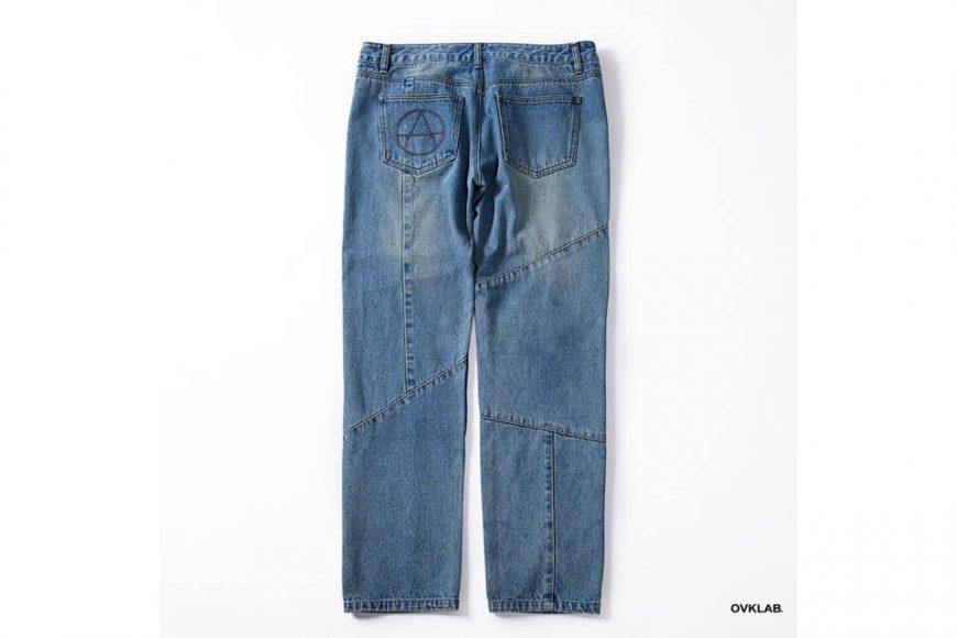 OVKLAB 1219(三)發售 18 AW Slim Fit Jeans (10)