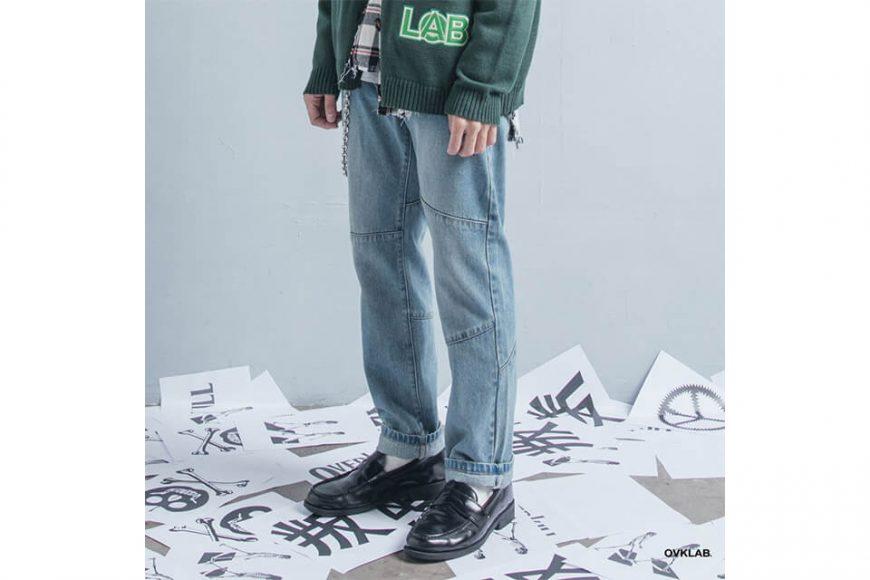 OVKLAB 1219(三)發售 18 AW Slim Fit Jeans (3)