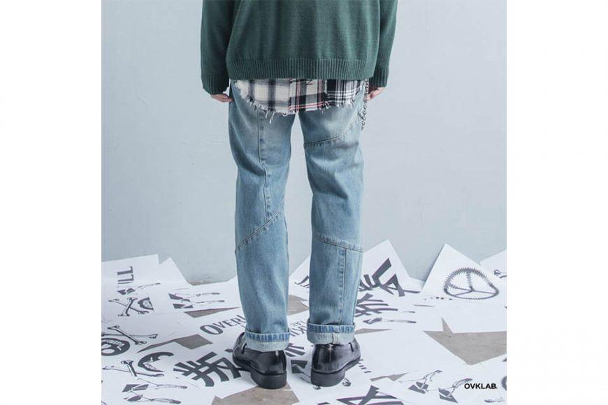 OVKLAB 1219(三)發售 18 AW Slim Fit Jeans (4)