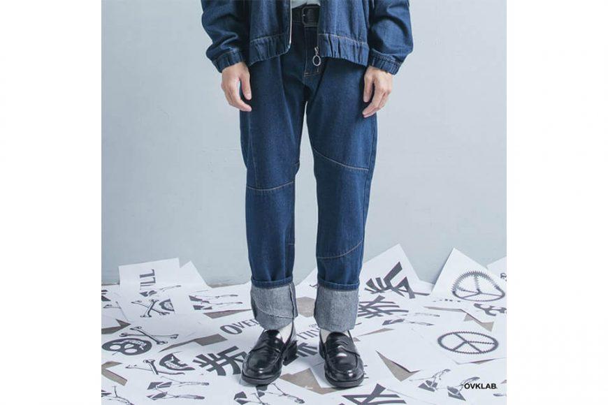 OVKLAB 1219(三)發售 18 AW Slim Fit Jeans (6)