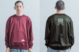 OVKLAB 1226(三)發售 18 AW Damage Sweatshirt (0)
