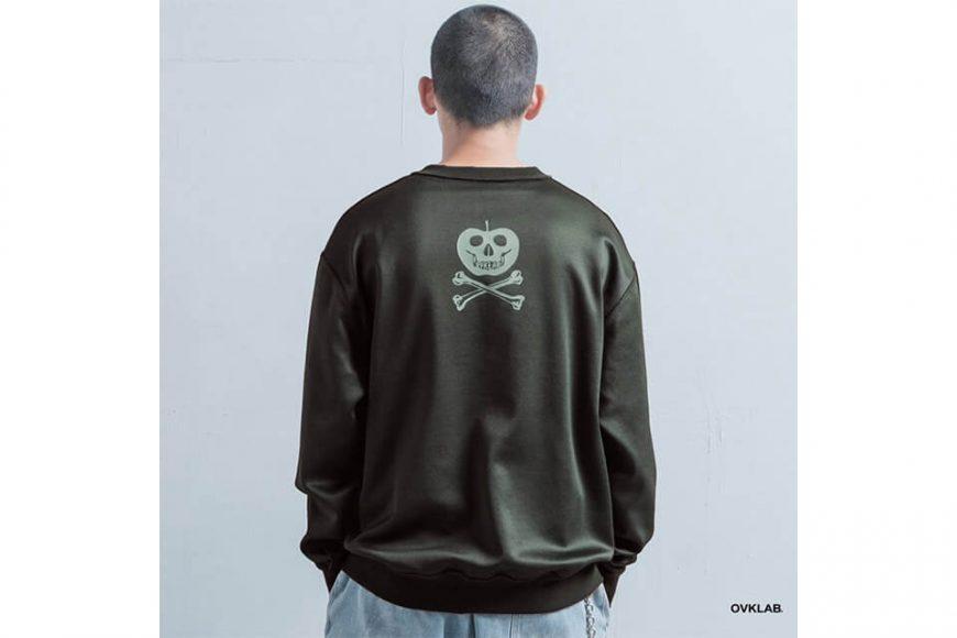 OVKLAB 1226(三)發售 18 AW Damage Sweatshirt (10)