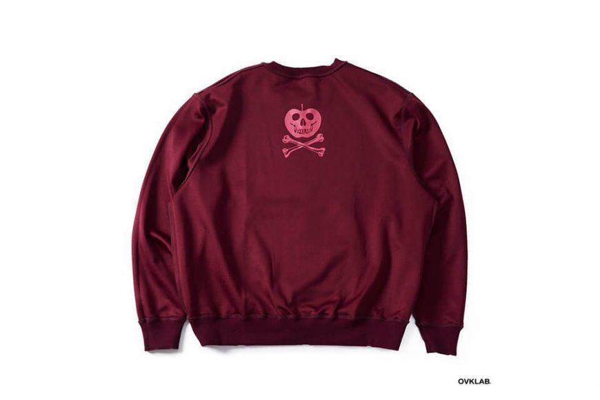 OVKLAB 1226(三)發售 18 AW Damage Sweatshirt (13)