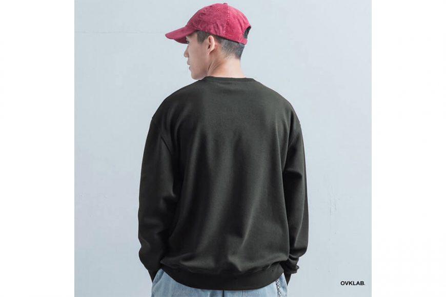 OVKLAB 1226(三)發售 18 AW Damage Sweatshirt (8)