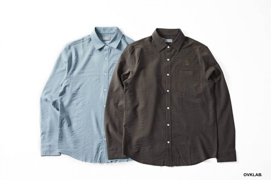 OVKLAB 1226(三)發售 18 AW Oxford Shirt (11)