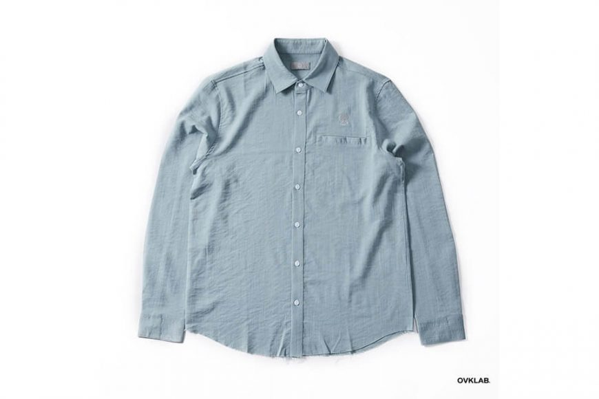 OVKLAB 1226(三)發售 18 AW Oxford Shirt (12)