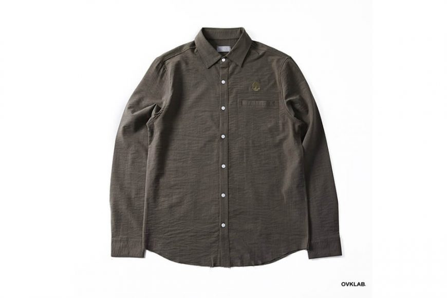 OVKLAB 1226(三)發售 18 AW Oxford Shirt (15)