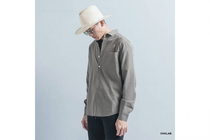 OVKLAB 1226(三)發售 18 AW Oxford Shirt (4)