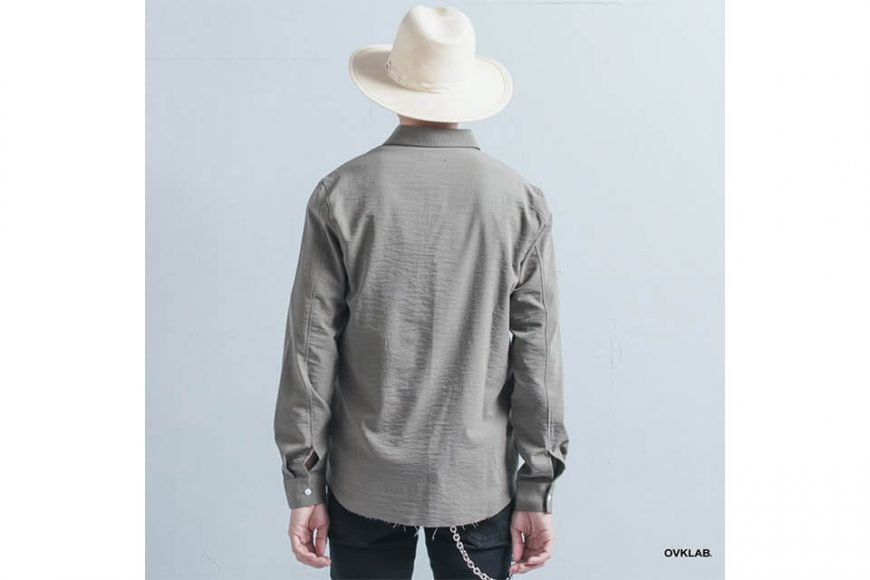 OVKLAB 1226(三)發售 18 AW Oxford Shirt (5)